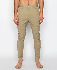 NEW NENA PASADENA FLIGHT PANTS COMBAT STRAW by Nena Pasadena