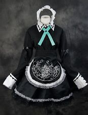 a-242 Touhou Project Sakuya Izayoi Maid Cosplay costume Set Dress costume