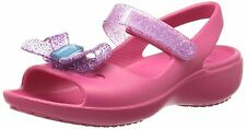 crocs Keeley Springtime PS Mini Wedge Mary Jane (Toddler/Little Kid)