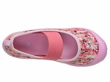 crocs Duet Busy Day Floral PS Mary Jane (Toddler/Little Kid)- Pick SZ/Color.