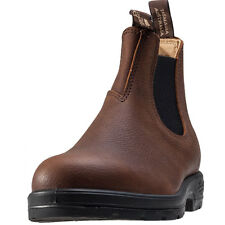 Blundstone 1445 Classic Mens Chelsea Boots Brown New Shoes