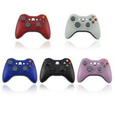 Wireless Controller Gaming Gamepad Joystick Microsoft XBOX 360 + Receiver for PC