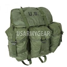 Made in USA Army Military OD Green ALICE Medium LC-2 Field Pack Bag NEW USED
