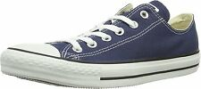 CONVERSE ALL STAR OX NAVY SNEAKERS (M9697)