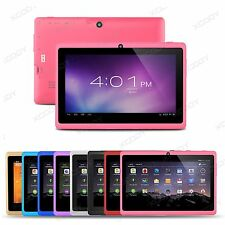 7'' Android 4.4 Tablet PC Quad Core 8GB HD Touch Screen Chileren Tab WiFi XGODY