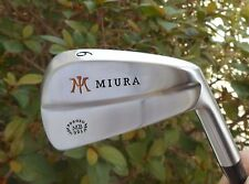 New Miura Golf 4-PW MB-001 Tournament Blade Irons w/ DG or Project X 5.5 shafts