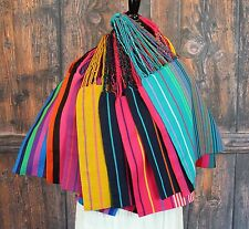 Hand Woven Hobo Bags 8 different Color Combinations Mayan Chiapas