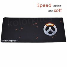 Mouse Pad Mat Rubber Speed Gaming Edition Large For Computer Laptop Keyboard XXL