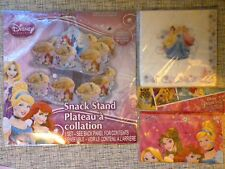 Disney Princess & Frozen Party Packs for 3 to 8 Children Supplies Decorations