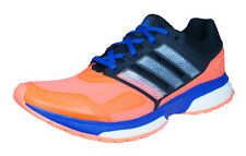 adidas Response Boost 2 Techfit Mens Running Sneakers / Shoes - Orange