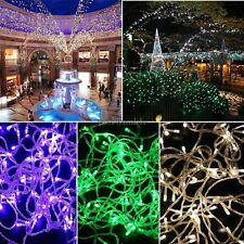 10M 100LED Bulbs Christmas Fairy Party String Lights Waterproof CLSV01