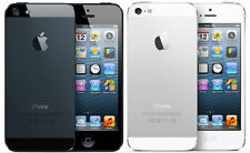 Apple iPhone 5 4s 16GB 32GB 64GB GSM Unlocked Smartphone 4G LTE Black & White
