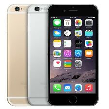 "Apple iPhone 6 16/64GB Worldwide ""GSM Factory Unlocked"" Gold Gray iOS Smartphone"