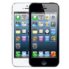 Apple iPhone 5 4s 16GB Verizon GSM Unlocked Smartphone - Black & White