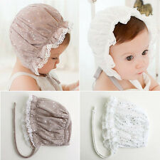 Newborn Infant Baby Kid Boy Girl Warm Beanie Cap Infant Cotton CUTE Hat Cap Acce