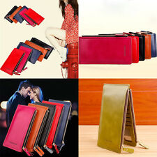 Women Wallets  Fashion Leather Clutch Money Bag Hasp Long Ladies Purse Coins