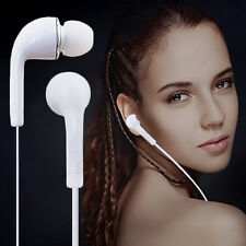 3.5mm In-Ear Earphone Stereo Headphone Bass Headset Earbuds With Mic For Samsung