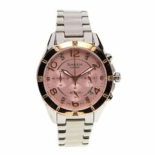 Casio Face Sheen Ladies Analog Casual Silver Watch SHE-5021SG-4A SHE-5017L-4A