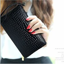 Women Envelope Clutch Bag Evening Party Handbag Bag PU Leather Small Purse New