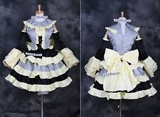 a-338 Size XL VOCALOID RIN Kagamine Cosplay costume dress dress costume