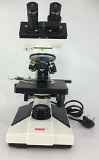 LED Lab Compound Microscope with 3D Two-Layer Mechanical Stage MIKO02