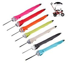 Buggy Pram Baby Parasol Umbrella Stroller Prams and Buggies Protects UV Rays Sun
