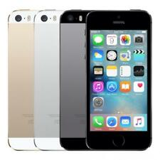 Apple iPhone 5s GSM Unlocked LTE Smartphone - 16GB 32GB 64GB - Silver Gray Gold