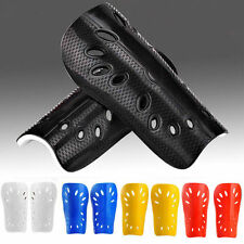 Men Soccer Football ShinPad Guard Leg Exercise Safety Protector For Child Adult