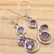 925 Sterling Silver Plated Original Stone Factory Direct Earrings Jewelry Store