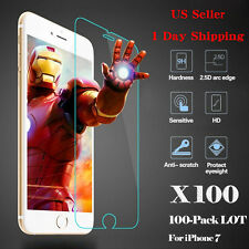 BEST Wholesale 9H Tempered Glass Screen Protector Film for Apple iPhone 7/7 Plus