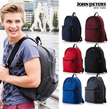 Johnpeters N1201 Small Backpack / laptop backpack, college student backpack