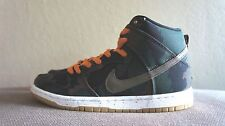 New DS Nike Dunk High SB Fiveoneo 510 Camo Black Olive Khaki Sunset men sz 7.5