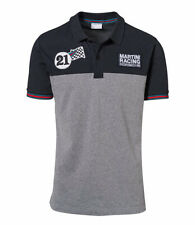Porsche Driver's Selection MARTINI RACING Collection Men's Polo Shirt (NEW 2017)