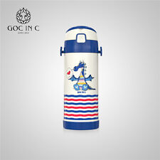 GOC IN C Vacuum Stainless Steel Baby Bottle Thermos Mug Insulation Cup Children