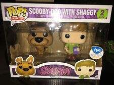 Funko Pop! Animation Scooby Doo & Shaggy 2 Pack FYE Exclusive Figure