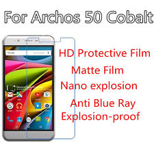 3pcsFor Archos 50 CobaltUltrathin Anti Scratch High Clear,Matte Screen Protector