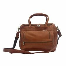 Piel Leather Small Computer Carry-All Bag
