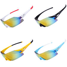 Frameless Cycling Glasses Sport Goggles Outdoor High Definition UV400 Sunglasses