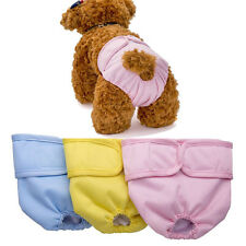 Washable Dog Diapers (3pack) of Durable Doggie Diaper, Premium Female Dog Diaper