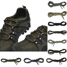 1pair 47inch Round Shoe Lace Shoelaces Sports Sneakers Boots Cord String 10style