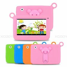 7'' Quad Core Google Android 4.4 8GB HD Tablet PC Dual Camera A33 kids Children
