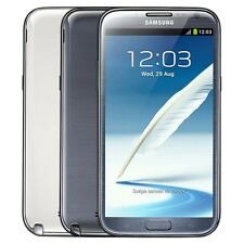 """Unlocked Android 5.5"""" Samsung Galaxy Note 2 16GB 3G Quad Core GSM Smartphone"""