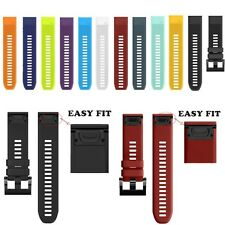 Silicone Quick Install Wrist Band Strap For Garmin Approach S60 Golf GPS Watch
