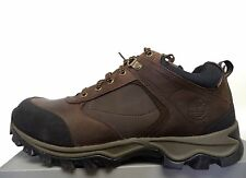Timberland Men's Mt. Maddsen Low Hiking leather Shoes sz 11 Brown  9530A NEW!