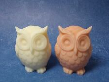 Owls Scented Soy Wax Melts Tarts Wickless Candle Bird Wax Warmers