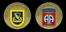 Challenge Coin - US Army 504th P.I.R. 82nd Airborne Div