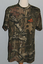 New MOSSY OAK Break-Up Infinity Shirt Mens Short Sleeve T-Shirt M L XL 3XL Camo