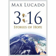 Max Lucado 3:16 - Stories of Hope (DVD, 2007) NEW SEALED