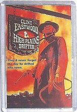 Clint Eastwood Classic Westerns Fridge Magnets Good Bad & Ugly Fistful Dollars