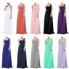Women Long Formal Party Prom Dress Evening Wedding Cocktail Bridesmaid Ball Gown